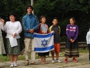 Открытие межнационального лагеря «Истоки толерантности»