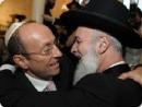 Лидер евреев Европы и Азии стал почетным гостем Главного раввина Израиля
