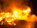 Massive fire proves Israel can't afford war with Iran