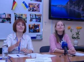 Пресс-конференции в киевском офисе ЕАЕК по результатам проекта