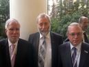 Лидеры Евроазиатского еврейского конгресса приняли участие в праздновании 40-летия NCSJ