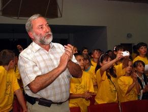 В Мукачево прошел детский лагерь «Истоки толерантности»