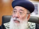How dare Rabbi Amar call Conservative and Reform Jews corrupt?
