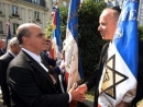 At memorial to largest French WWII deportation, Minister recalls complicity of 'enslaved France'