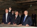 Israel's Peres attends official opening of new museum to Righteous in Riga