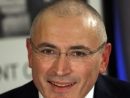 Khodorkovsky in Israel to meet ex-business colleague