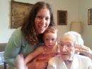 Gisela Kohn Dollinger, refugee who rescued husband from Dachau, dies at 111