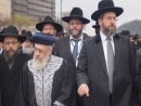 Israel's chief rabbis commemorate Holocaust in Hungary