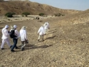 Бизнесмены уйдут в пустыню, чтобы сохранить традицию