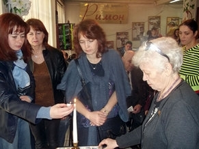 Almaty Commemorates Holocaust and Heroism Day