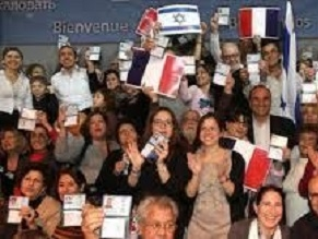 France leading country in the world for Jewish emigration to Israel