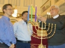 Jewish Community of Myanmar Celebrated Hanukkah