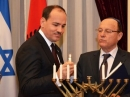 Albanian President celebrated Hanukah with the Jewish community