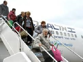 Israel: big increase of number of Jewish immigrants from Ukraine