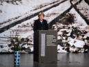 Merkel: Anti-Semitism and other forms of inhumanity must be stood up to