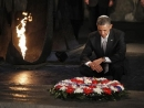 Obama condemns anti-Semitism in Holocaust Remembrance Day message