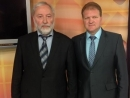 EAJC GC Chairman Meets With Chairman of the All-Ukrainian Council of Churches