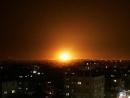 Israeli warplanes strike Gaza targets after rocket attack