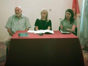 Montenegro Jewish Community Opens Library