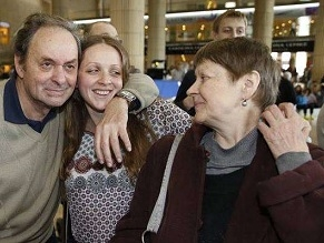 110 Ukrainian Jews from ATO zone repatriated to Israel