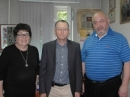 JAFI Representative Visits Jewish Community of Kazahstan