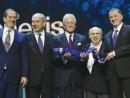 Genesis fetes Michael Douglas at Jerusalem gala