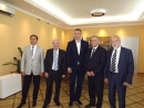 Jewish Leaders Discuss Preparation of Babiy Yar Shooting Commemoration With Mayor of Kyiv