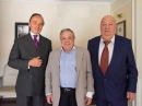 EAJC President Visits Moscow