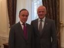 EAJC President met with the Mayor of Odessa