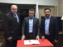Senior representatives of the EAJC visited the Russian Embassy in Israel