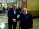 EAJC Secretary General met with a representative of the European Parliament