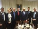 Netanyahu meets with Limmud FSU leadership