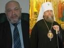 Alexander Baron Meets With Metropolitan Aleksandr