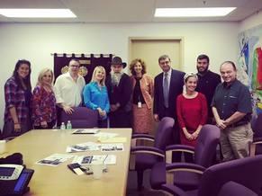 Presentation of Montenegrin Jewish Community in USA