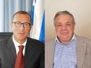EAJC Secretary General meeting with Israel's ambassador to Russia