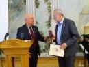 Иосифу Зисельсу вручена медаль Острожской академии