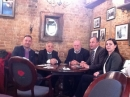EAJC Secretary General met with the Foreign Minister of Kosovo