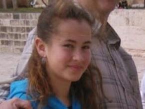 Killing of 13-year-old Israeli girl by Palestinian terrorist in Kyriat Arba