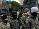Правые радикалы по обе стороны российско-украинского конфликта