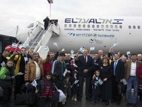Ater the beginnig of the Russian occupation, more Ukrainian Jews seek to move to Israel