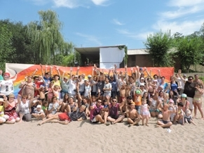 """""""Young Family"""" Camp Ends in Kazakhstan"""