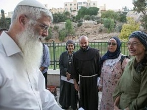 'Amen' initiative in Jerusalem to connect people of all faiths amid troubling times