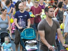 Israel's population at 8.4 million on the eve of Rosh Hashanah