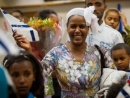 New immigrants from Ethiopia arrive in Israel for the first time since 2013