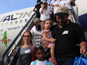 Israel: Important drop in number of new immigrants from France