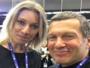 Russian spokeswoman accused of fanning 'Jewish conspiracy' after Trump's victory