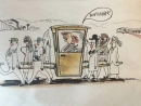 Swedish newspaper publishes caricature considered as anti-Semitic