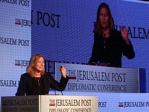 Livni: Global wave of antisemitism has hit the United States