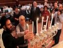 Еврейская община Ида-Вирумаа отмечает Хануку