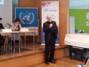 EAJC General Council Chairman speaks at Holocaust Remembrance Day panel